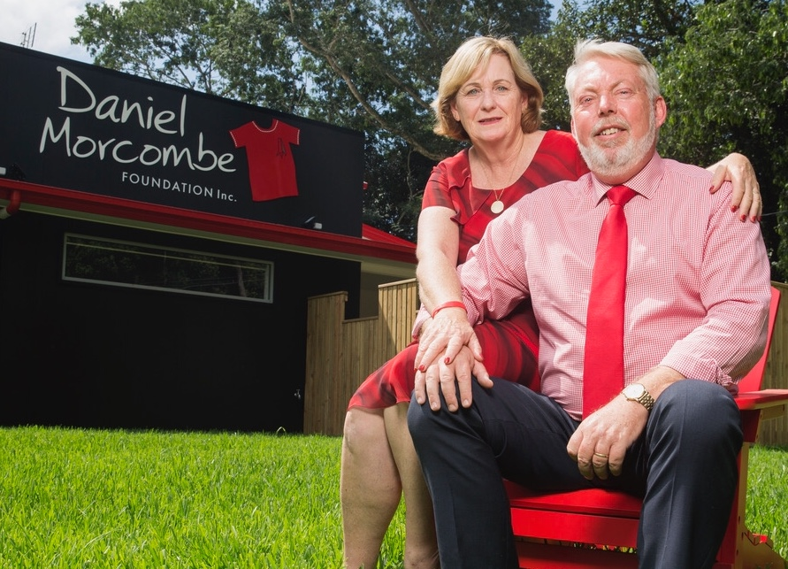 Bruce and Denise Morcombe are in full support of a publicly accessible sex offender register after losing their son to a convicted paedophile.