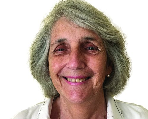 Bev Cameron, United Australia Party candidate for Calare.