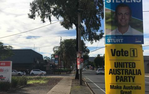 How effective are campaign posters?