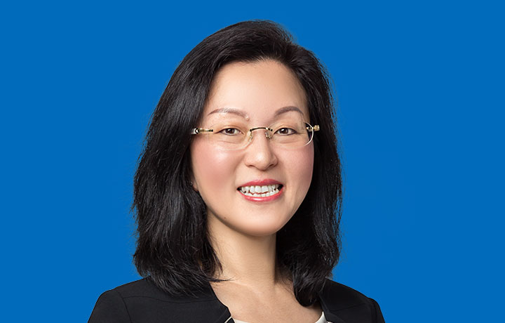 Chisholm candidate for the Liberal Party, Gladys Liu. Photo: Supplied by the Victorian Liberal Party