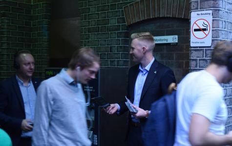 Jason Ball: Turning voters Green, door knock by door knock