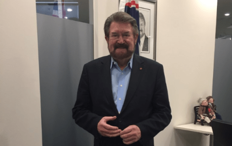 Act on Aged Care before it's too late, warns Hinch