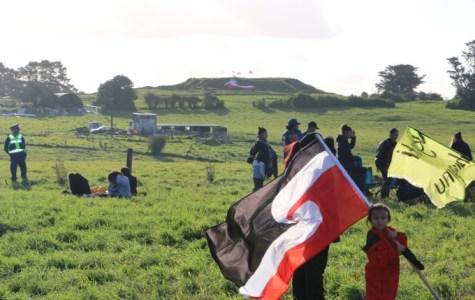 The call of Ihumātao: Migrant communities standing with Māori