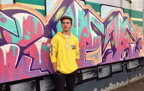 Call me Luke: Canterbury Girls' Secondary College student took to Instagram