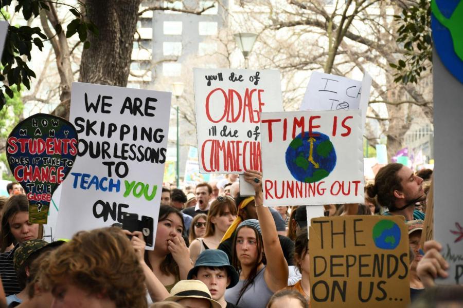 The+Global+Climate+Strike+in+Melbourne.+Photo+by+Christina+Jingjie+Liu