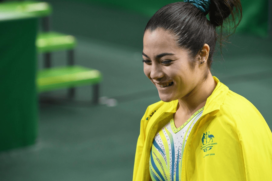 Georgia Godwin's career goal will be fulfilled if she gets the opportunity to represent Australia at the Olympic Games in 2020. Photo:  Courtesy Georgia Godwin