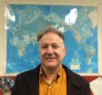 Headshot of Bureau of Meteorology's Dr Scott Power