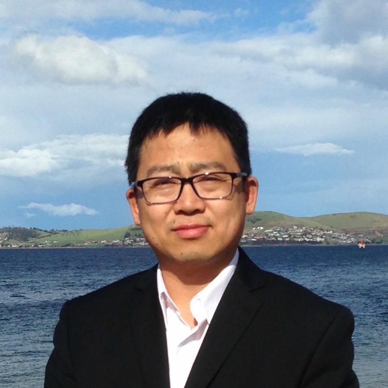 Senior CSIRO research scientist Dr Xuebin Zhang