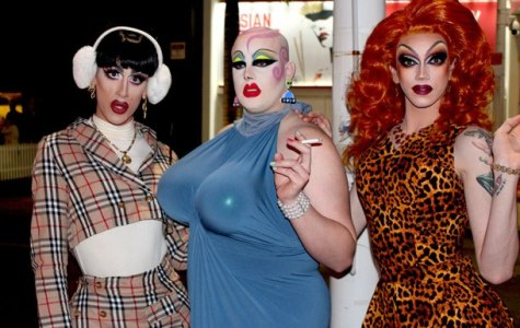 Veteran drag queens show how it's done