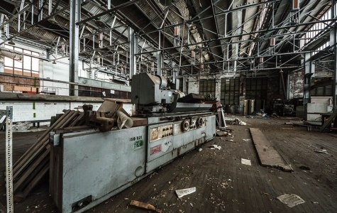 Ruin photography embraces history and decay