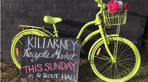 Killarney Recycle Market is held monthly