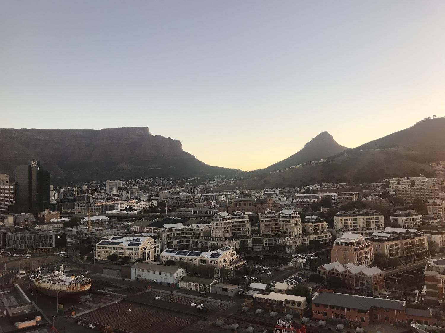 """Cape Town, South Africa's """"Mother City"""", made world headlines when it announced its 2018 countdown to """"Day Zero"""", the day when the city's engineers would turn off the taps to all but essential services. Image: Anthea van den Bergh"""