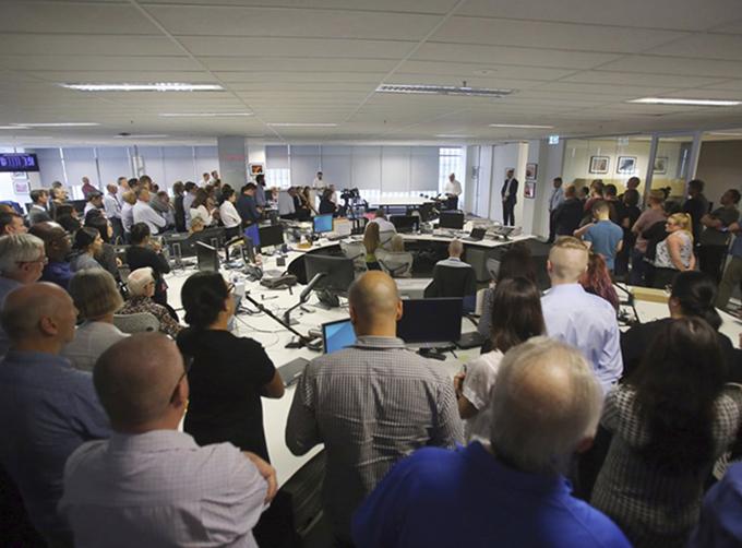 AAP newsroom