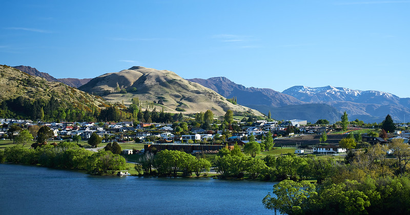 Cities like Queenstown will soon have the strictest coronavirus-related restrictions lifted. Photo: Pedro Szekely (CC BY-SA 2.0)