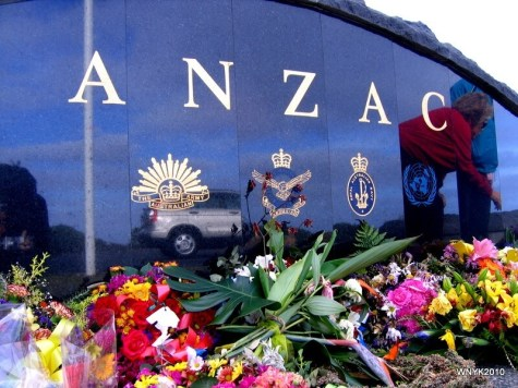 Ceremonies are cancelled in line with COVID-19, leaving the Anzac memory susceptible to neglect. Supplied by: Flickr