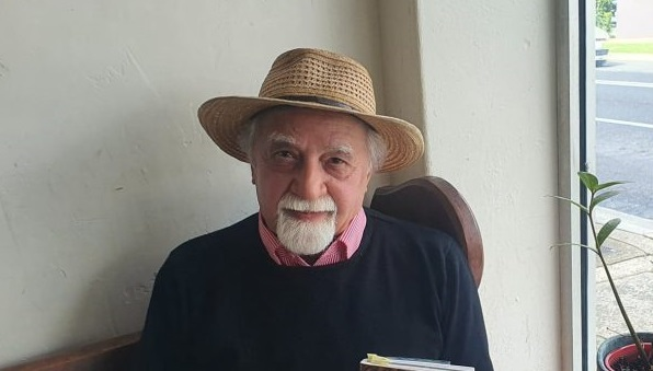 Holocaust survivor George Sternfeld gets flashbacks of wartime Europe but quickly adapted to pandemic restrictions.