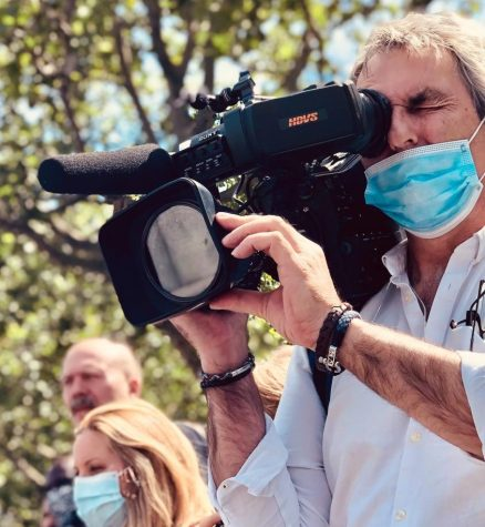 Reporting on Coronavirus - whether from your own home or out on the streets - requires reporters to adapt to a