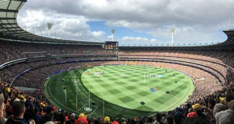 The MCG - where you