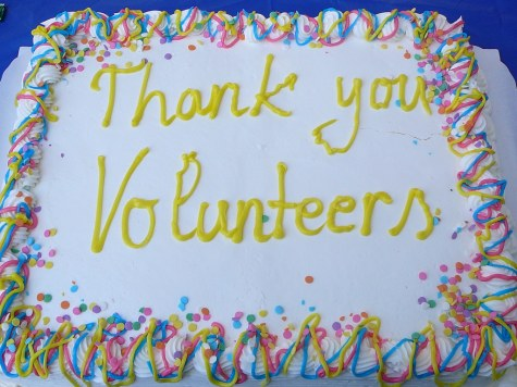 Volunteering is a way to look after your mental health, gain vital skills for employment and support others in the community (CC BY-SA 2.0).