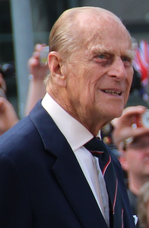 Prince Phillip was treated to the best of the West in 2011. Picture credit: PolizeiBerlin