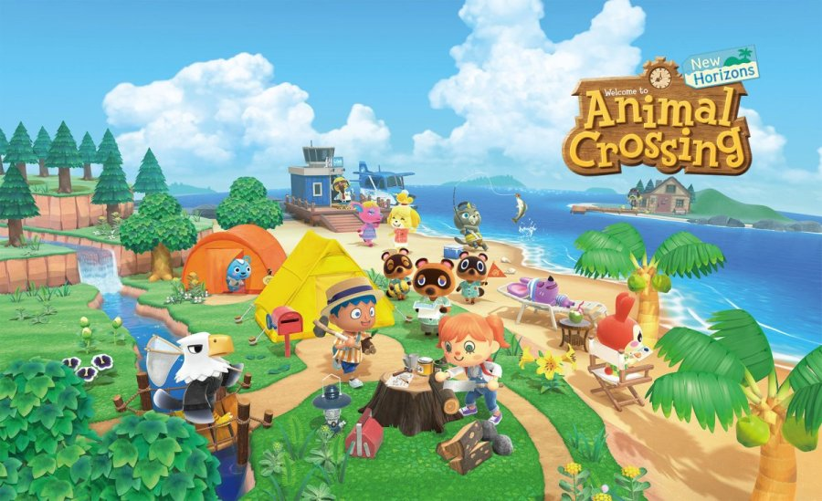 Animal Crossing Credit: Nintendo