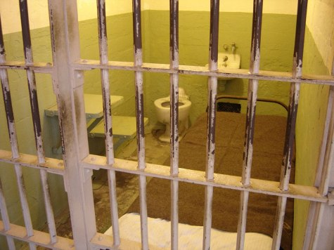A prison cell. Photo: Dylan Oliphant  https://commons.wikimedia.org/wiki/File:A_Look_At_The_Life_Of_Prison.jpg (CC BY-ND)
