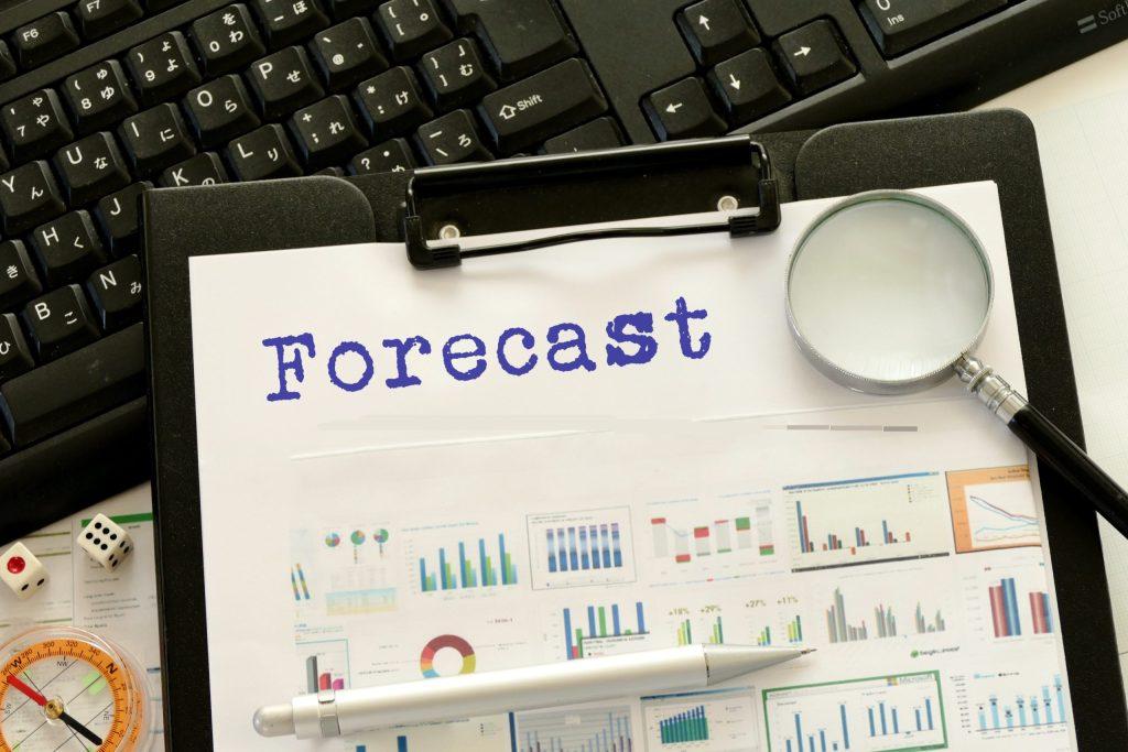 Financial Forecasting Junction Peak