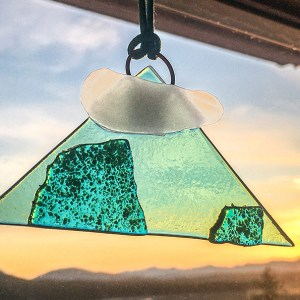 carbon offset suncatcher