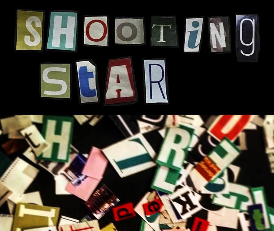 Shooting Star. Sådan blev musikvideoen lavet