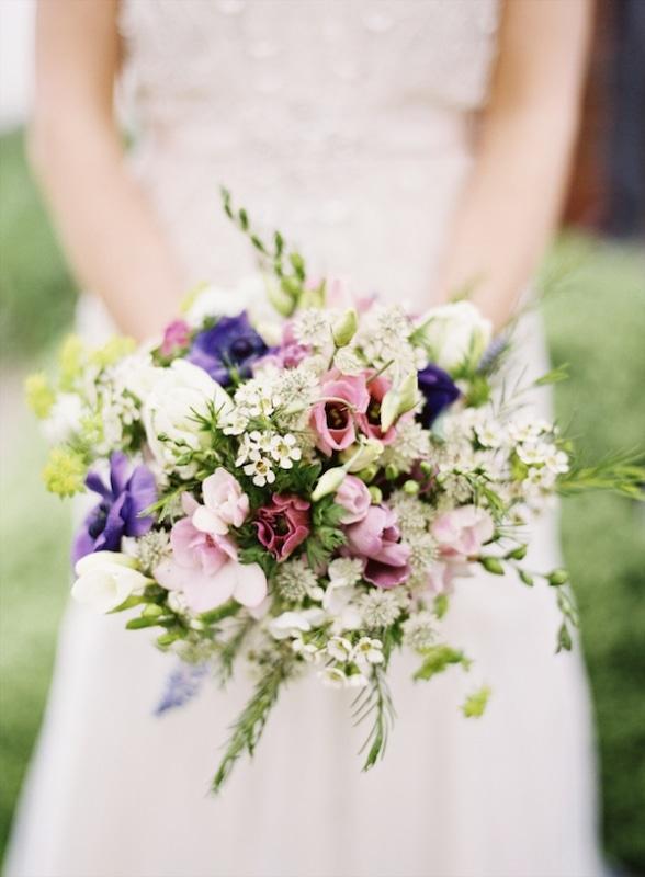 Wildflower Bridal Bouquet Photo By Aneta Mak Wedding Inspiration Board Junebug Weddings
