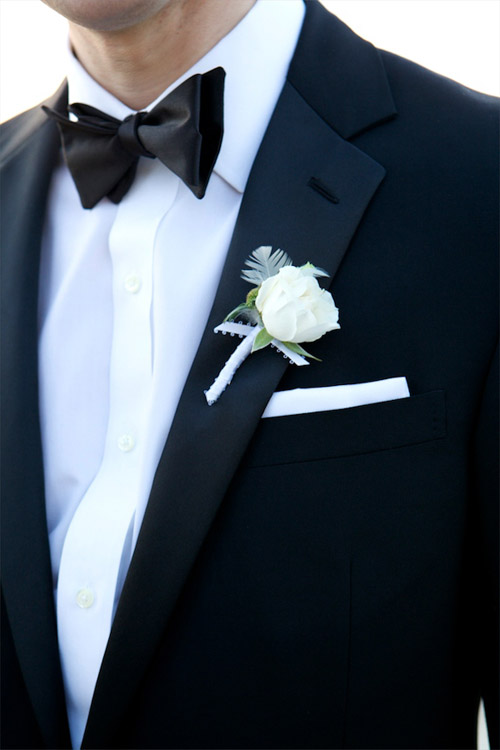Creative And Classic Grooms Boutonniere Ideas Junebug