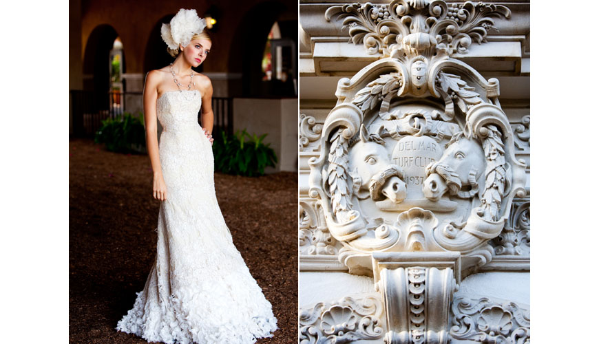 Monique Lhuillier Wedding Gowns And Veils Erin Cole