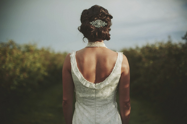 Rustic Wedding At Saskatoon Farm, Calgary