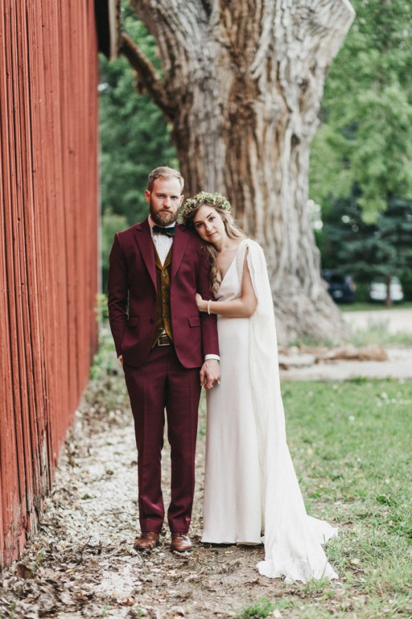 lindsey and nicholas wedding day is straight out of a movie or a couple of them this wes anderson inspired wedding has lord of the rings influence that