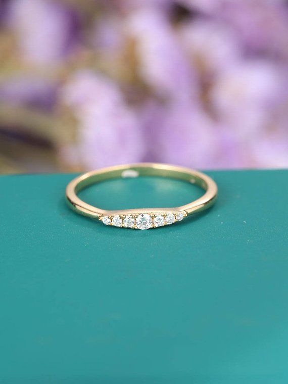 Gorgeous Wedding Bands For Women Part 2 Style Motivation