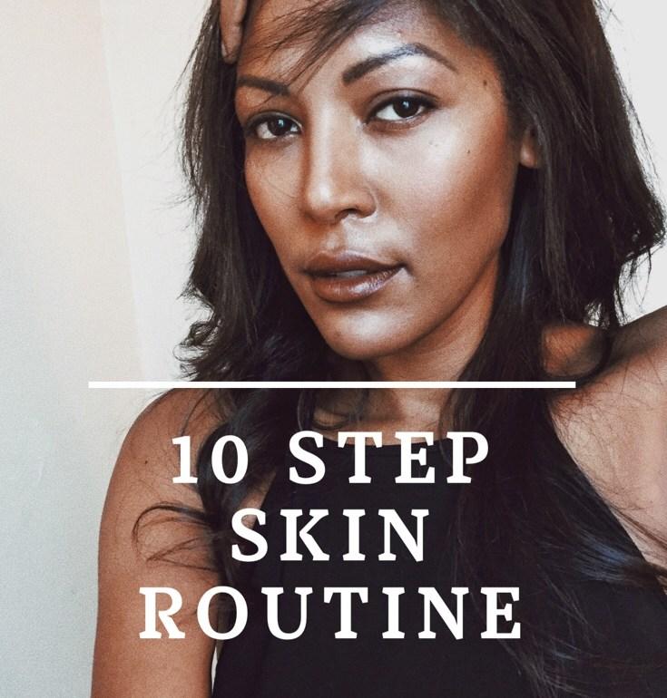 Skin Routine
