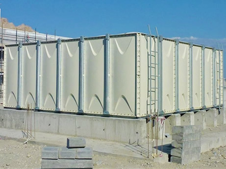 FRP/GRP Storage Tanks & Vessels - JuNeng | EPC Contractor in Nigeria