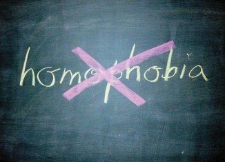 Christ is not Homophobic… are you?   June's Journal