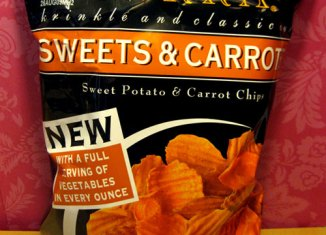 Sweet Potatoe and Carrot Chips   June's Journal image 1
