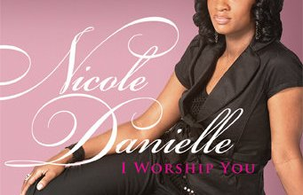 """Worship CD, """"I Worship You"""" by Nicole Danielle 
