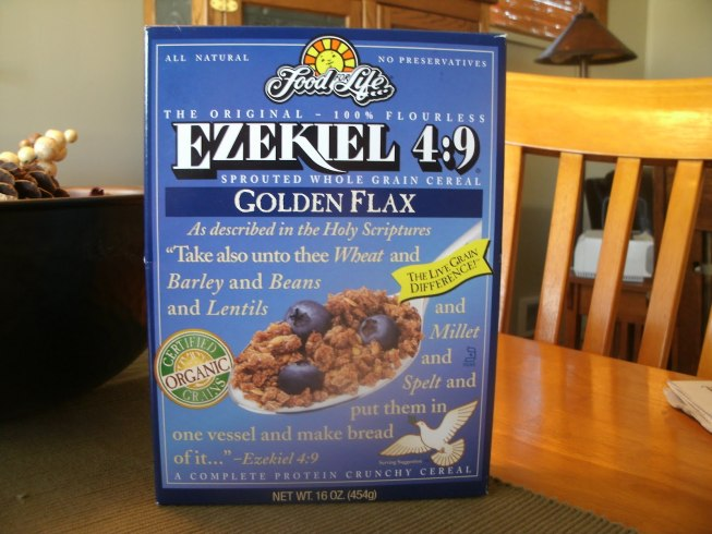 Ezekiel Bread, Cereal, Pasta & English Muffins | June's Journal