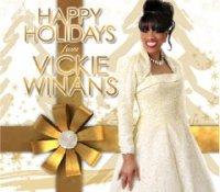"""""""Happy Holidays"""" - Vickie Winans"""