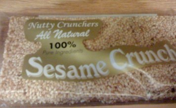 Sesame All Natural Nutty Crunchers | June's Journal