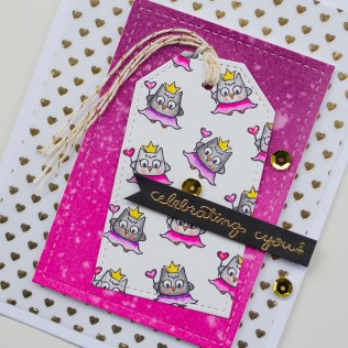 ahsang DD princess owl 2