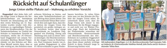 Donau Anzeiger 17.09.2016
