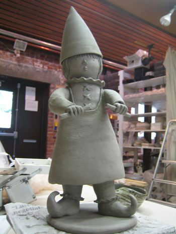 Jungim Bostwick's Puppeteer