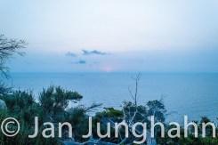 Da beginnt das Finale des Sonnenaufgang am Cap Formentor