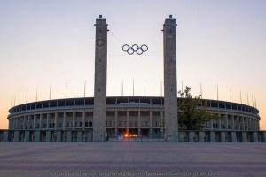 Stadionhenge am Olympiastadion Berlin
