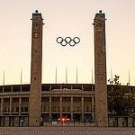 Olympiastadion Berlin - Stadionhenge