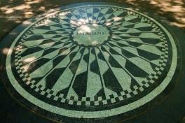 Mein erstes Foto in New York ist John Lennon gewidmet. http://junghahn24.com/wir-sind-in-new-york/